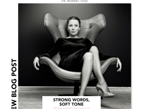 Strong Words: Soft Tone