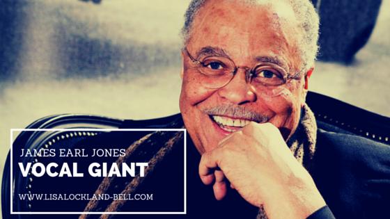James Earl Jones - Vocal Giant