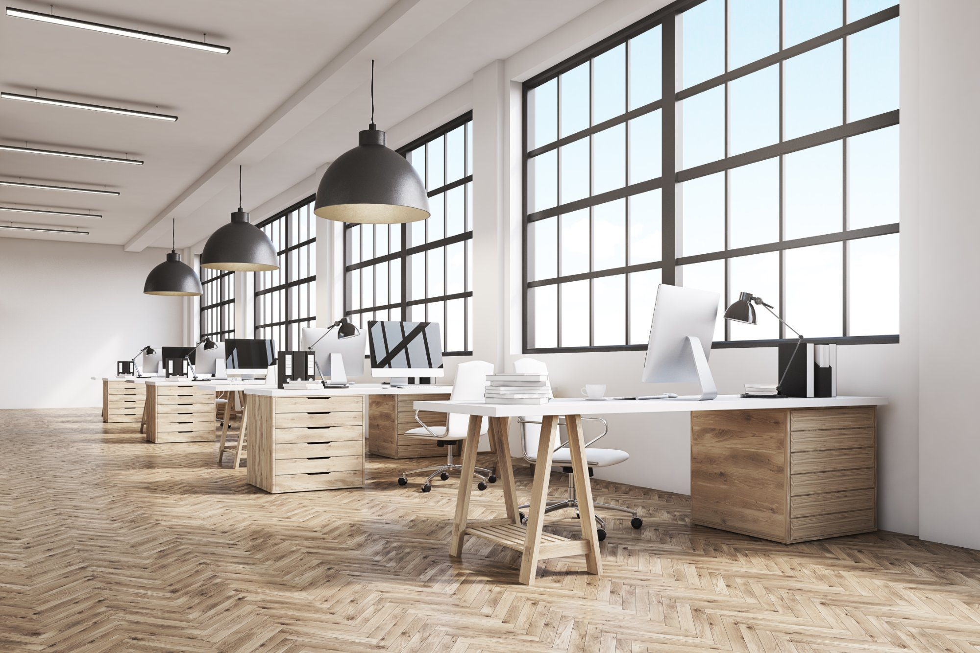 the muted challenges of new world open plan office space lisa lockland bell. Black Bedroom Furniture Sets. Home Design Ideas